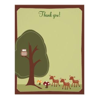 Tackkort för skogsmarkskognatur 4x5 TBA