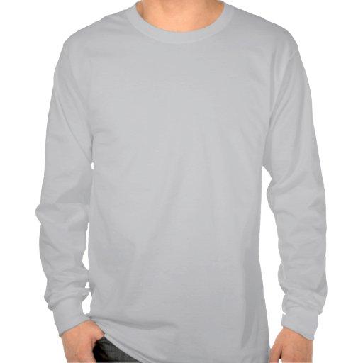 Tackmanar skjorta tee shirt