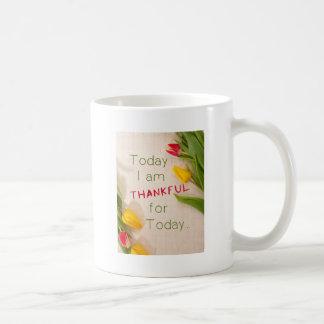 Tacksamma Motivational Qoutes Kaffemugg