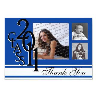 Tackstudenten 2011 anpassade tillkännagivande