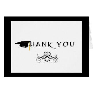 Tackstudenten Hälsningskort
