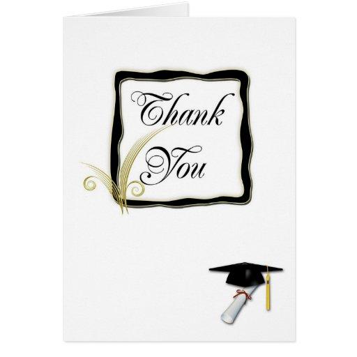 Tackstudenten Hälsnings Kort