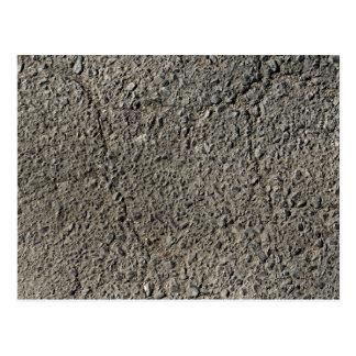 Täckt sten vykort