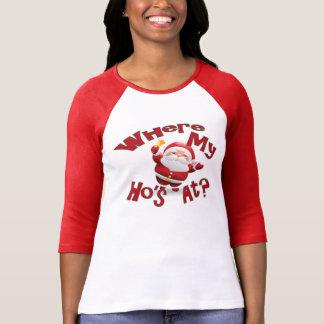 Tacky jul för rolig julskjorta Ho T Shirt