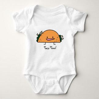 Taco Time! - Babybodysuit Tröjor
