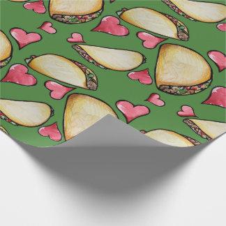 Tacoälskare Presentpapper