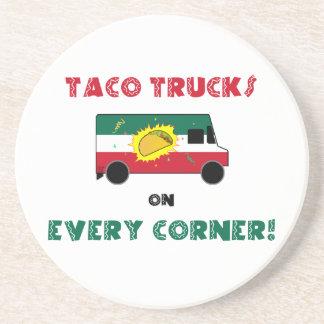 Tacoen åker lastbil på varje tränga någon underlägg
