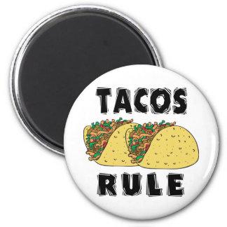 Tacos härskar magnet