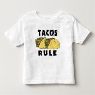 Tacos härskar småbarn tröja