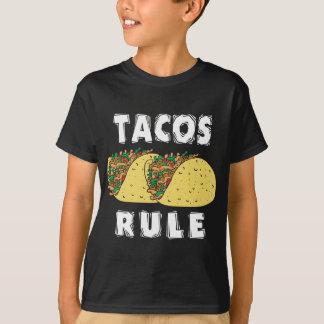 Tacos härskar ungeT-tröja Tröjor