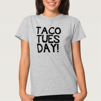 Tacotisdagkvinna rolig tröja