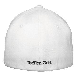 TacTica Golf. Original- vitFlexiFit hatt