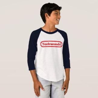 Taekwondo T-tröja T Shirt