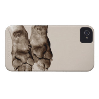 Tafsar hundar iPhone 4 Case-Mate skydd