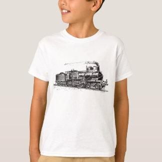 Tåg 03 - Svart Tshirts