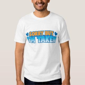 Tagen LEDSEN men I-förmiddag T-shirt
