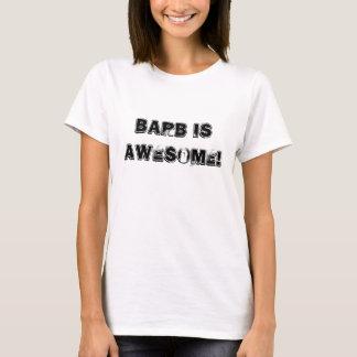 Taggen är enorm! tee shirt