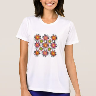 taggen blommar t-shirt2 t-shirts