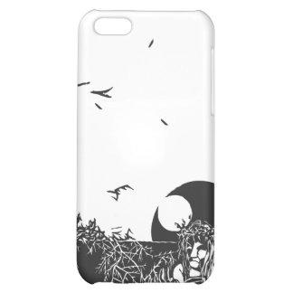 Taggkrona iPhone 5C Mobil Skal