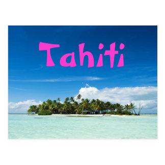 Tahiti övykort vykort