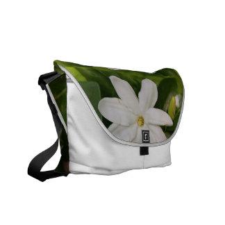 Tahitian Gardena messenger bag