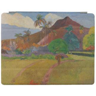 Tahitian landskap, 1891 (olja på kanfas) iPad skydd
