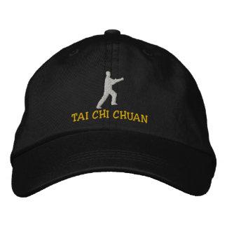Tai-Chi Chuan Broderad Keps