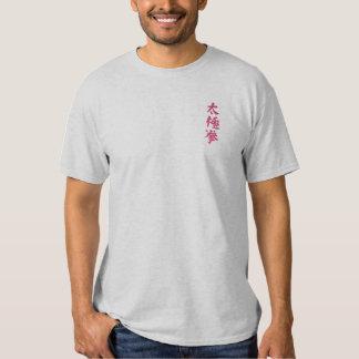 Tai-Chi Chuan Broderad T-shirt