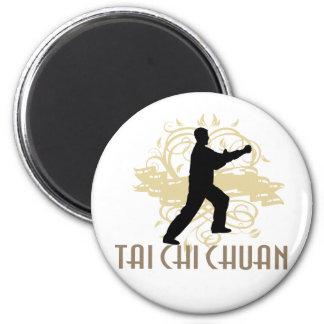 Tai-Chi Chuan Magnet