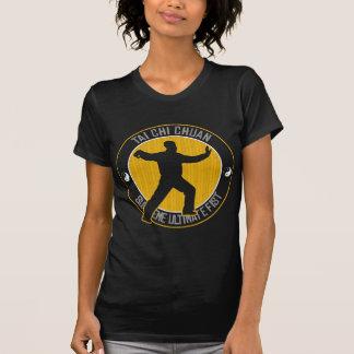 Tai-Chi Chuan - suverän ultimat näveT-tröja T Shirts