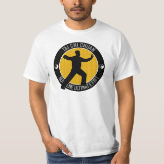 Tai-Chi Chuan - suverän ultimat näveT-tröja Tshirts