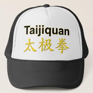 Taijiquan (chuan tai-chi) tecken keps