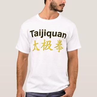 Taijiquan (chuan tai-chi) tecken tröjor