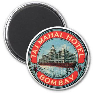 Taj Mahal hotell Bombay Magnet