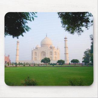Taj Mahal på soluppgång en av underna av Mus Matta