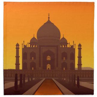 Taj Mahal servetter