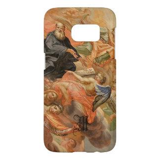 Takväggmålningkyrka av den San Giuseppe italien Galaxy S5 Skal