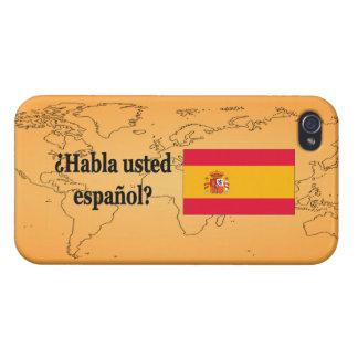 Talar du spanjor? i spanjor. Flaggabf iPhone 4 Skal