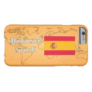 Talar du spanjor? i spanjor. Flaggawf Barely There iPhone 6 Skal