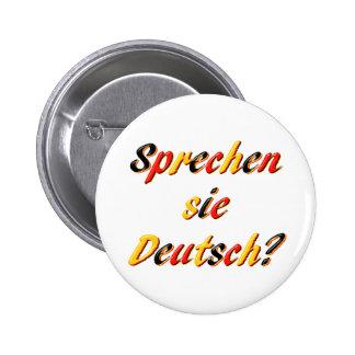 Talar du? standard knapp rund 5.7 cm