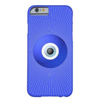 Talisman som ska skyddas mot ont öga barely there iPhone 6 fodral