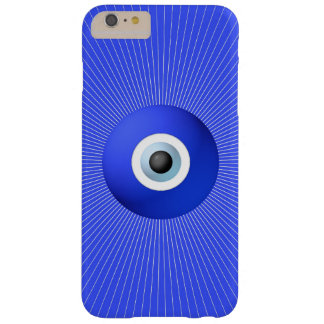 Talisman som ska skyddas mot ont öga barely there iPhone 6 plus fodral