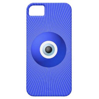 Talisman som ska skyddas mot ont öga iPhone 5 Case-Mate skal