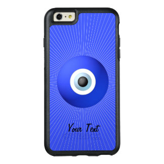 Talisman som ska skyddas mot ont öga OtterBox iPhone 6/6s plus skal