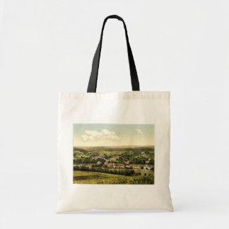 Tambach Thüringen, tysklanda sällsynta Photochrom Tote Bags