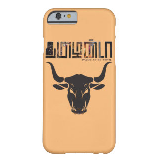 Tamil_Phone_case Barely There iPhone 6 Skal