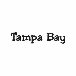 Tampa Bay Florida FL skjorta - anpassade för!!! Pikétröjor