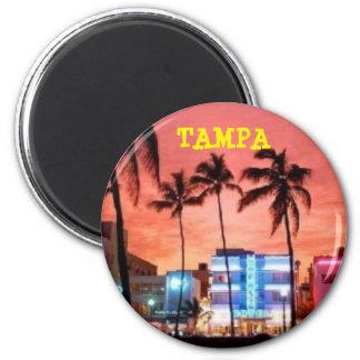TAMPA Florida Magnet