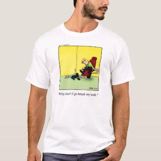"""Tand- humorutslagsplatsskjorta """"Pandemonium """", Tee"""