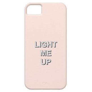 Tända mig upp det mobila fodral iPhone 5 Case-Mate cases